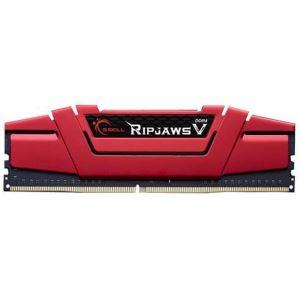 GSKILL 16GB (1x16GB) RipjawsV Red DDR4 3000MHz CL16 1.35V Single Ram