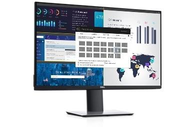 Dell Display Manager ile optimize edin ve organize edin