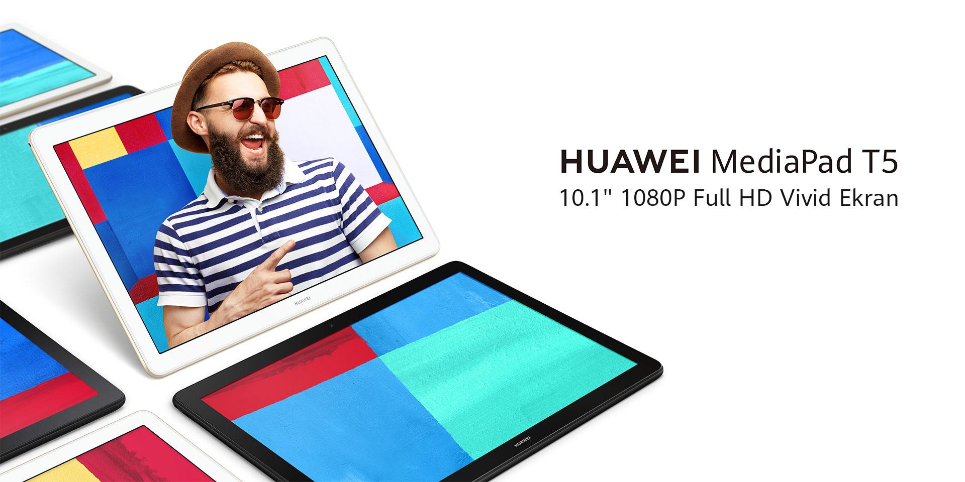HUAWEI MediapadT5