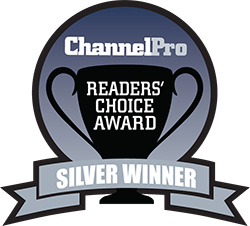 Silver for Best Monitor - SMB's 2016 Reader's Choice Award