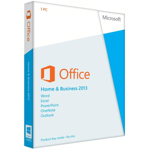 MS Office Home and Bus. 2013