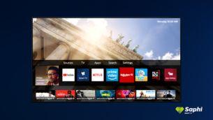 Philips TV Koleksiyonu. Netflix, Prime Video ve daha fazlası.